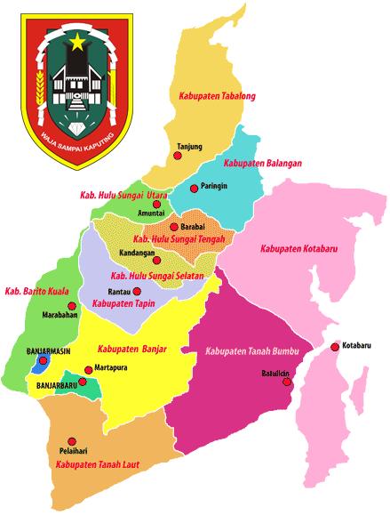 Provinsi Kalimantan Selatan Fkg